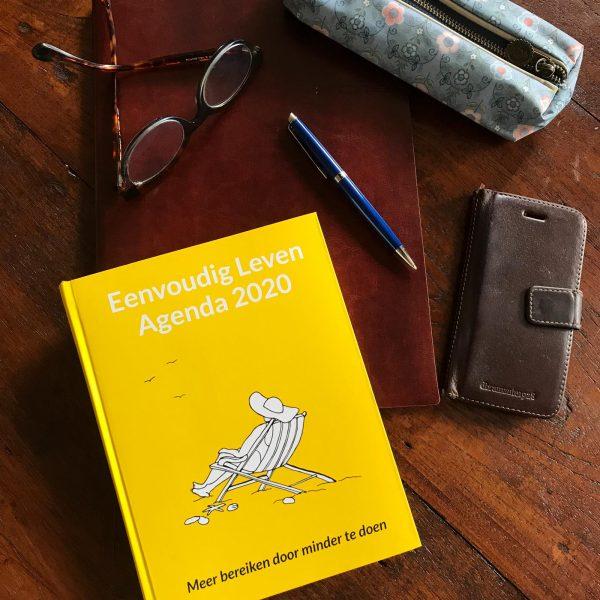 eenvoudig leven agenda 2020 review