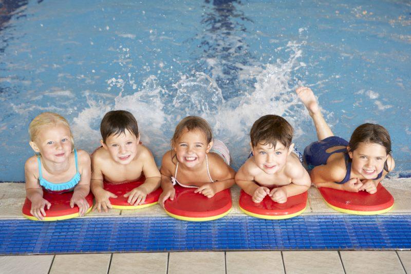 zwemles leuk genieten handig