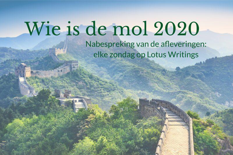 wie zijn kandidaten wie is de mol WIDM 2020