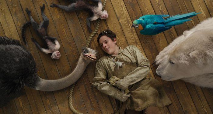 stills dolittle film review