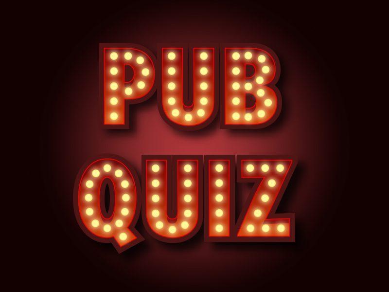 hoe maak je een pub quiz