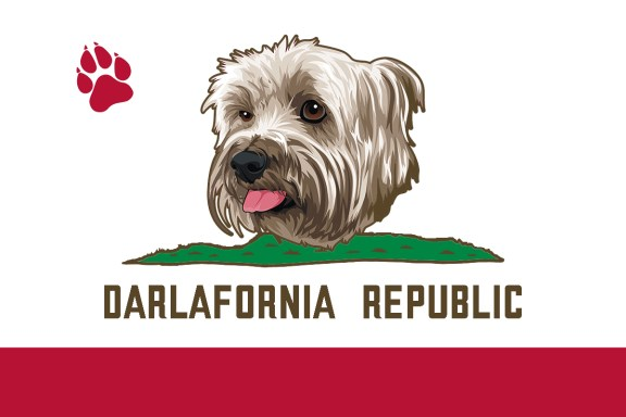 DARLAFORNIA-FLAG