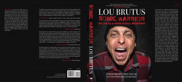 Sonic Warrior Cover Jan 15 2020