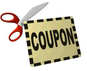 coupons for a chimney cleaning or a chimney inspection