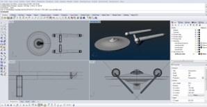 Modelling in Rhino 3D