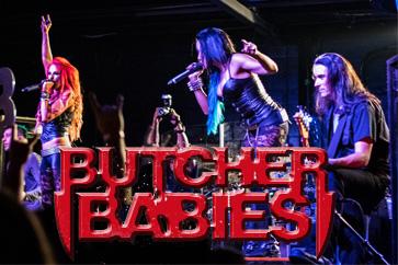 Butcher Babies – Ace of Spades 02/20/2016