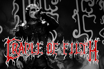 Cradle of Filth – Ace of Spades 02/20/2016