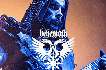 Behemoth – Regency Ballroom 05/06/2016