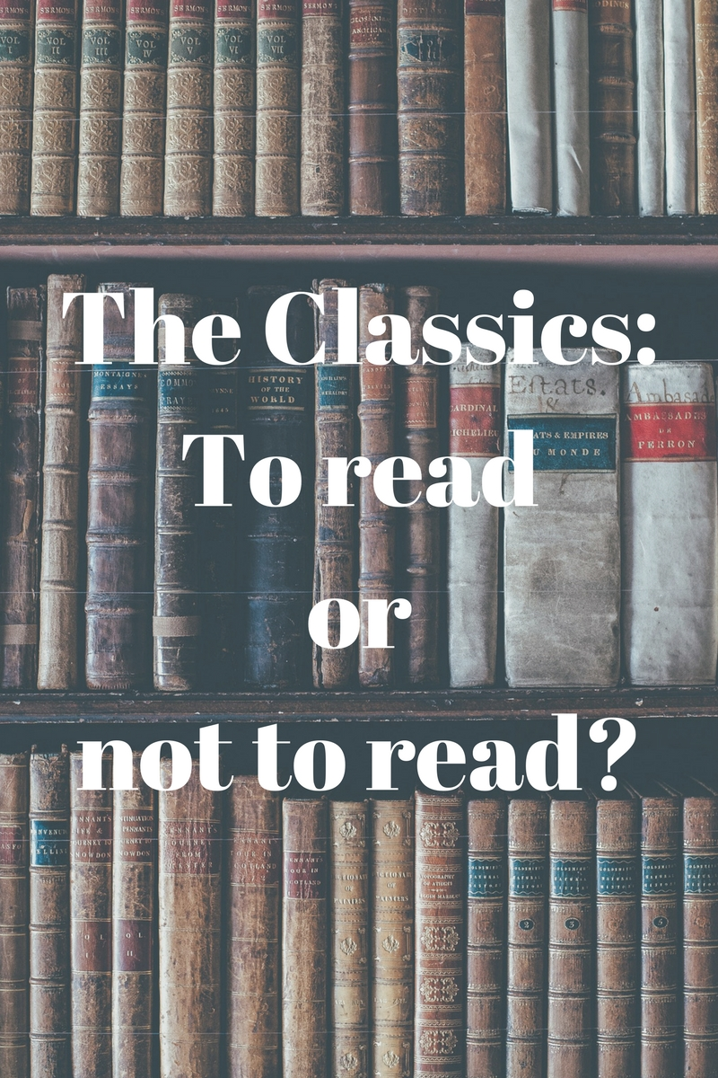 Teaching the Classics in high school English | Should we teach the classics in high school English? Are we trying to raise kids who read the classics or kids who love to read?