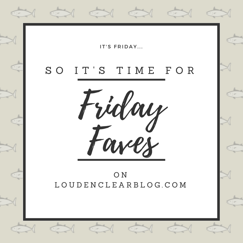 friday faves 6/30