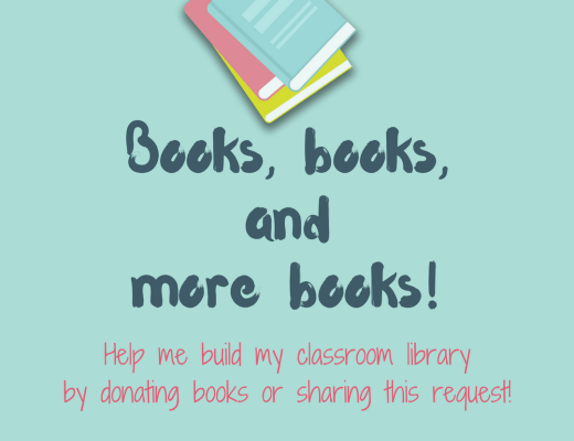 donate books for classroom