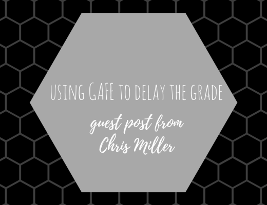 GAFE delay the grade