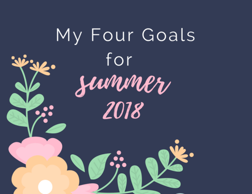 Four Goals Summer 2018