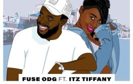 Fuse ODG ft Itz Tiffany - Winning (Prod By Shawerz Ebiem)