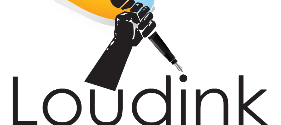 loudink official logo