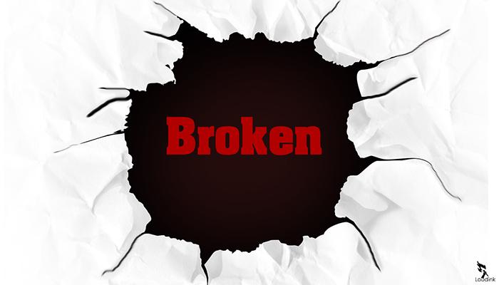 Broken @Loudink
