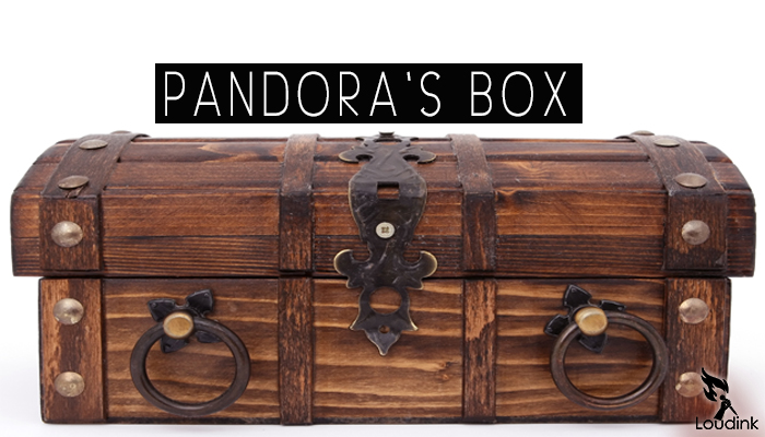 Pandora's box @ loudink.net