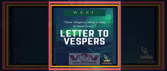 Voice of Vespers Official Post ArtWork @ loudink