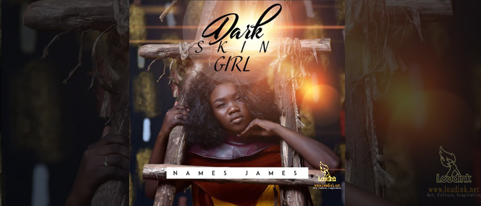 Dark Skin Girl Official Artwork post @ loudink