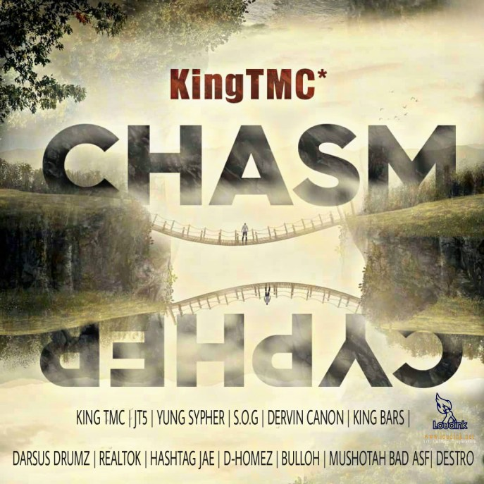 The King's Chasm Cypher official artwork @loudink