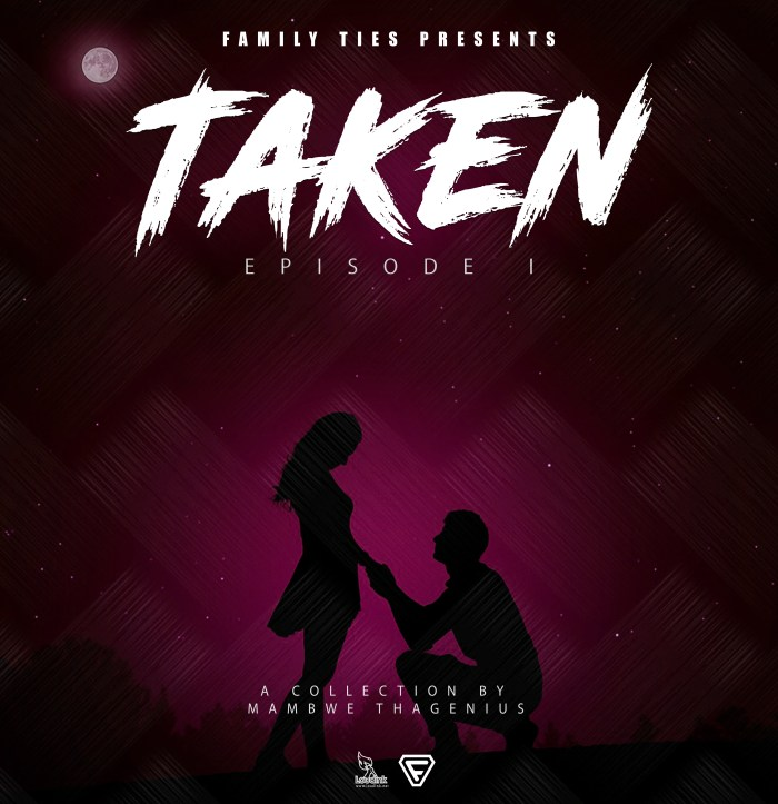 taken  official artwork cover Loudink