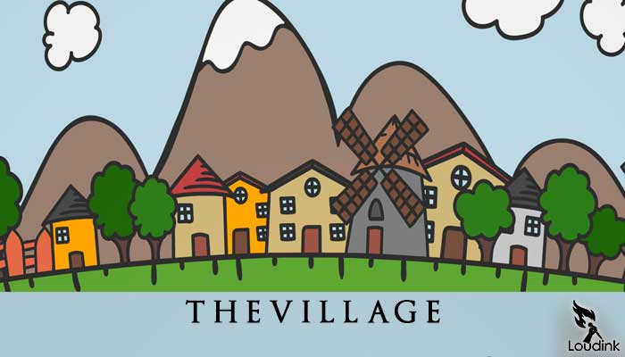 The-village-@Loudink-Czar