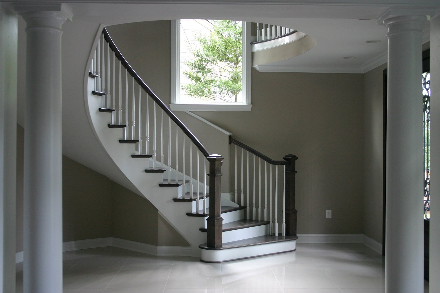 Home Loudoun Stairs | Staircase Replacement Near Me | Deck | Handrail | Carpeted Stairs | Riser | Stair Runner