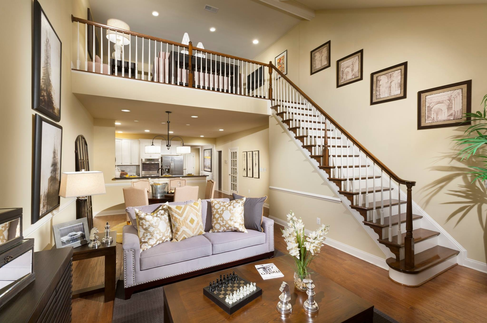 Home Loudoun Stairs | Staircase Builders Near Me | Deck | Baluster | Wrought Iron | Diy Staircase | Wood
