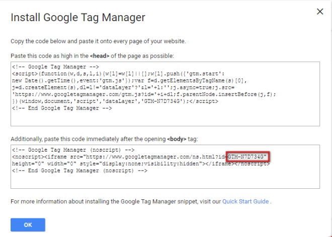 How to add google analytics through google tag manager