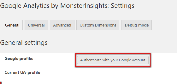 How to add Google Analytics by MonsterInsights