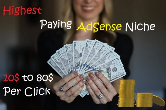 Highest Paying AdSense Niche
