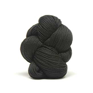 Black Louet Gems Superwash Merino Yarn