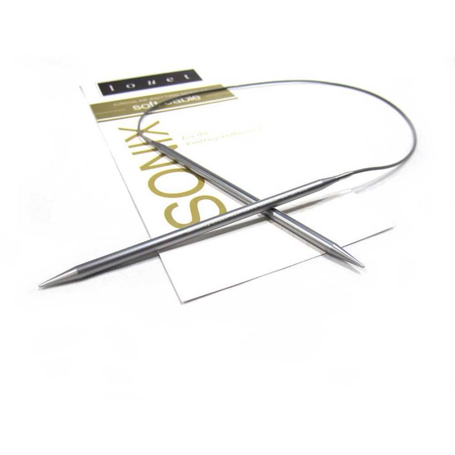 "Sonix Affordable Knitting Needle 16"" circular"