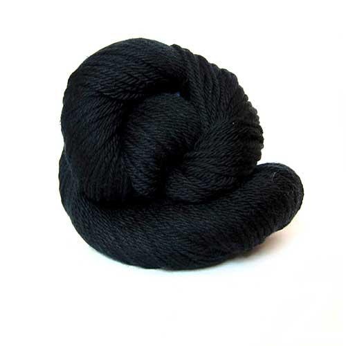 Black Louet Gems Superwash Merino Yarn