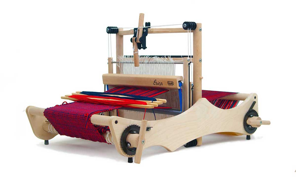 Louet Weaving Looms: Table, Floor & Dobby looms for the