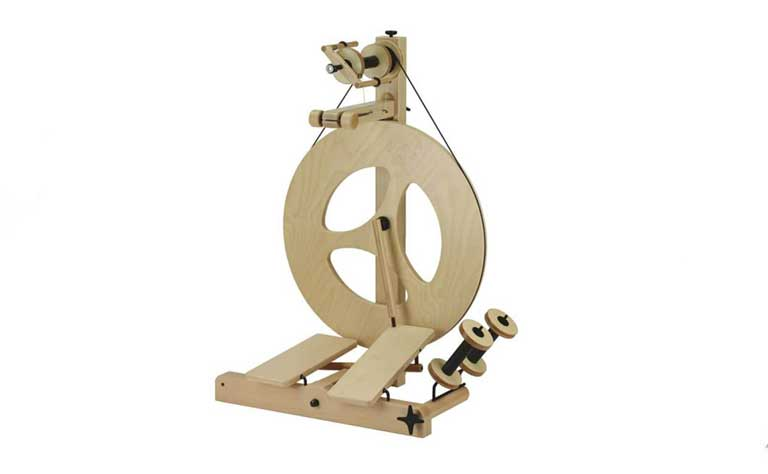 louet julia spinning wheel