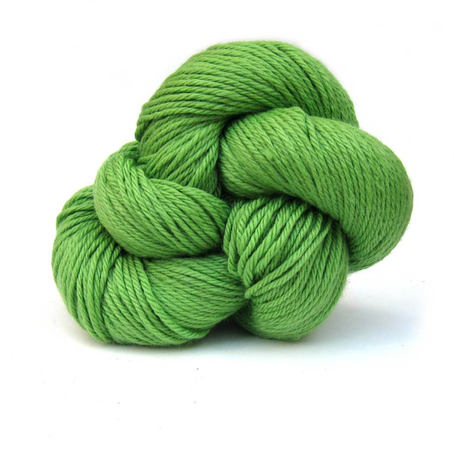 Kelley Green Louet Gems 100% Merino Superwash Yarn