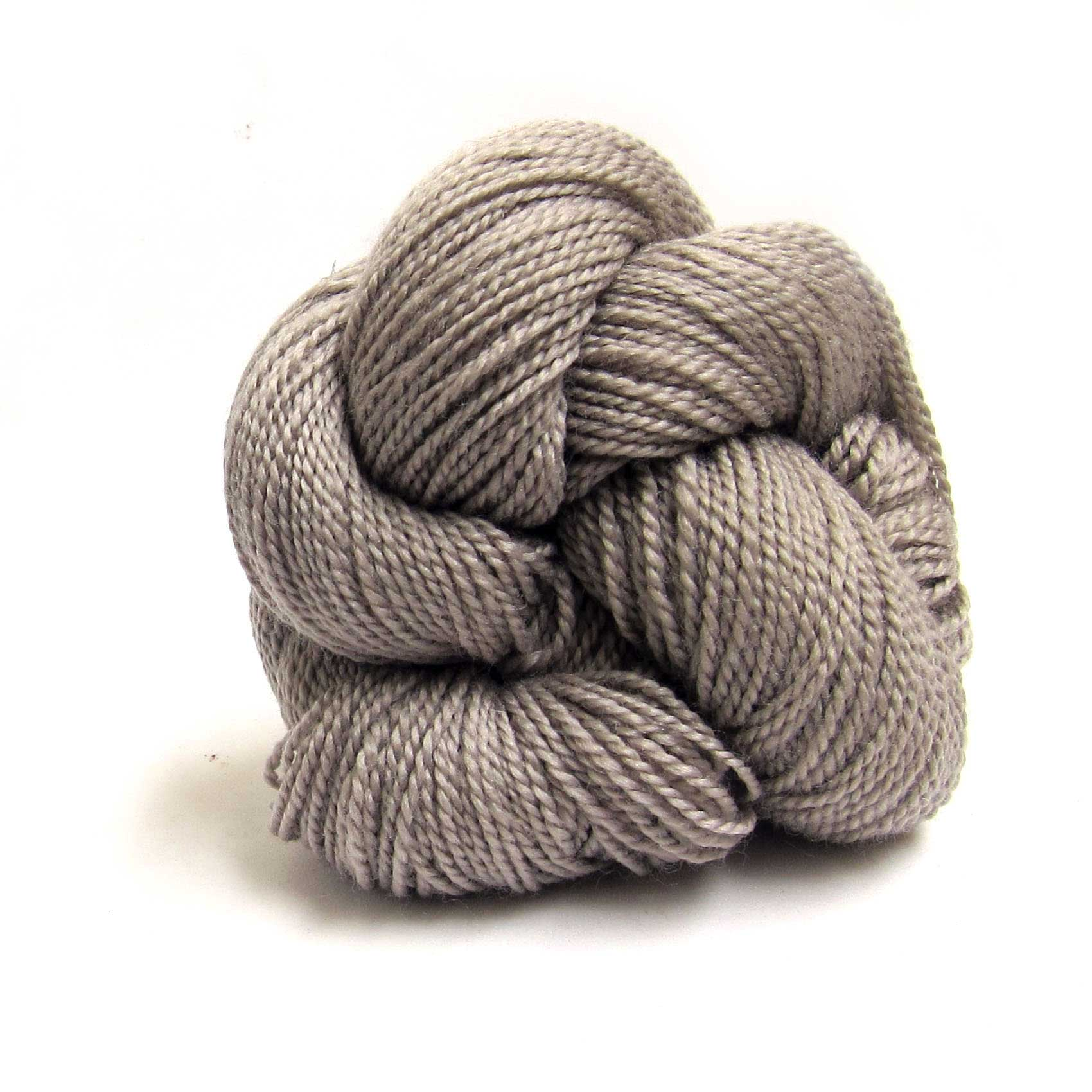 Medium Grey Louet Gems 100% Merino Superwash Yarn