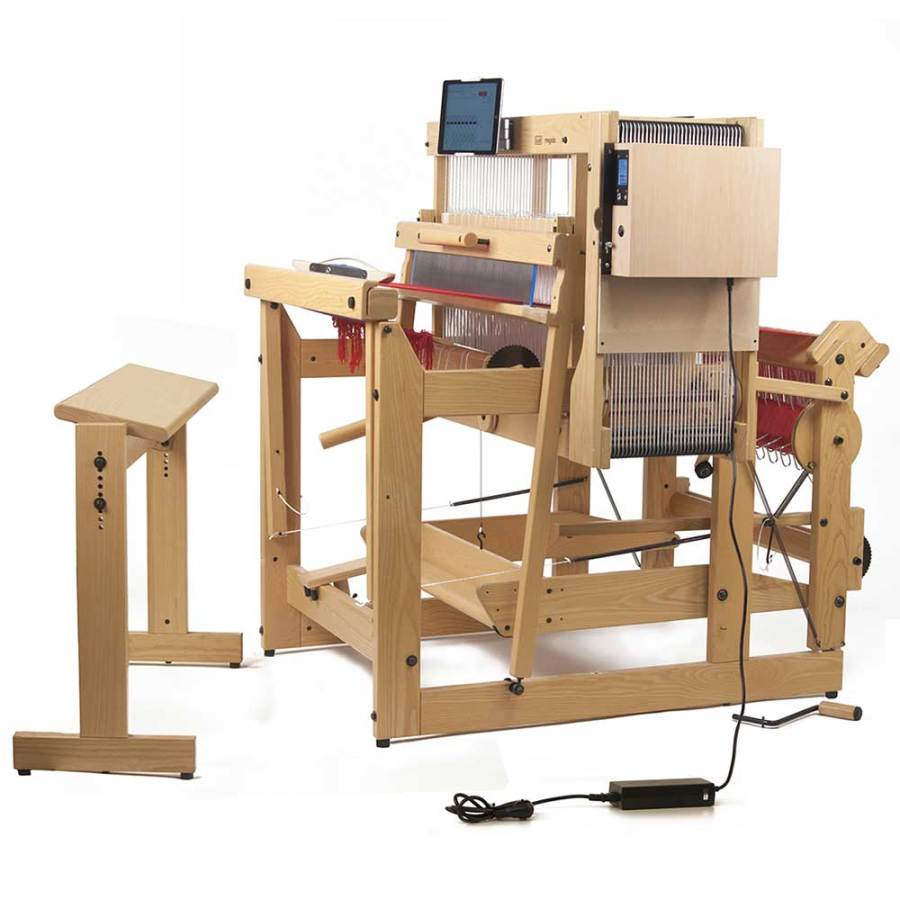 Megado Dobby Loom best weaving loom on the market