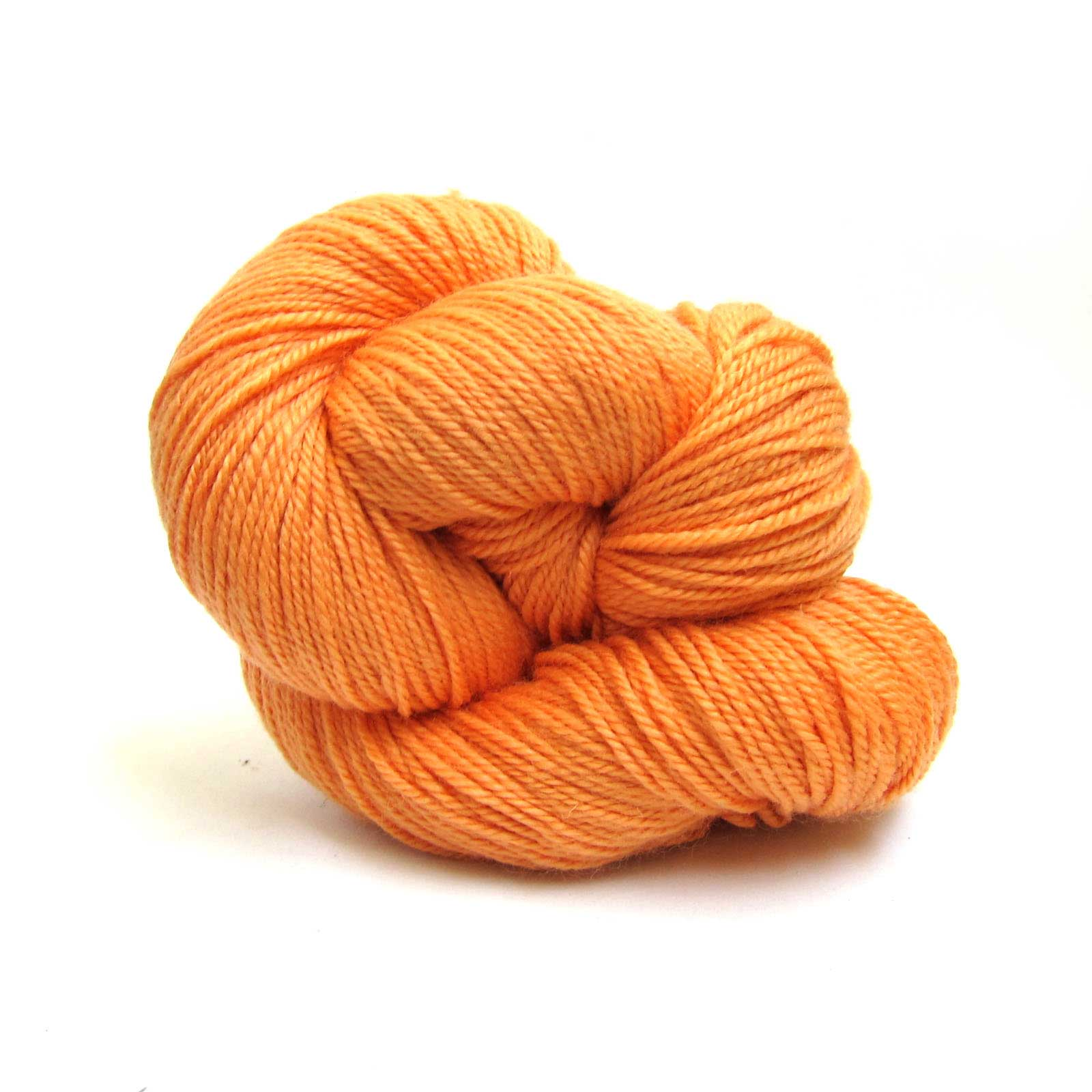 Tangerine Louet Gems 100% Merino Superwash Yarn