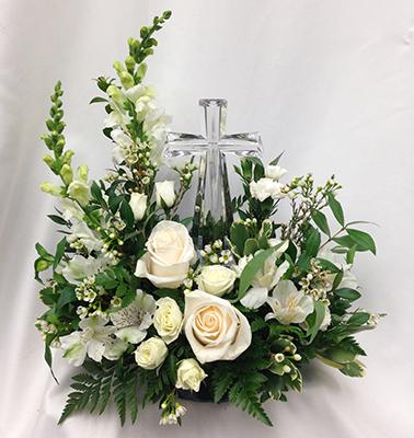 Divine Peace Sudbury Flower Delivery L Lougheed Flowers