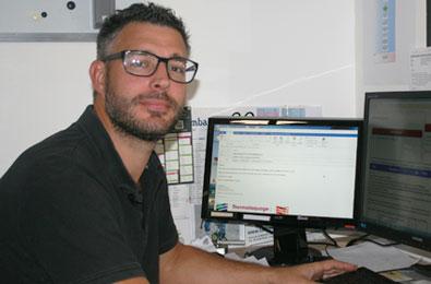 Technicien Anthony