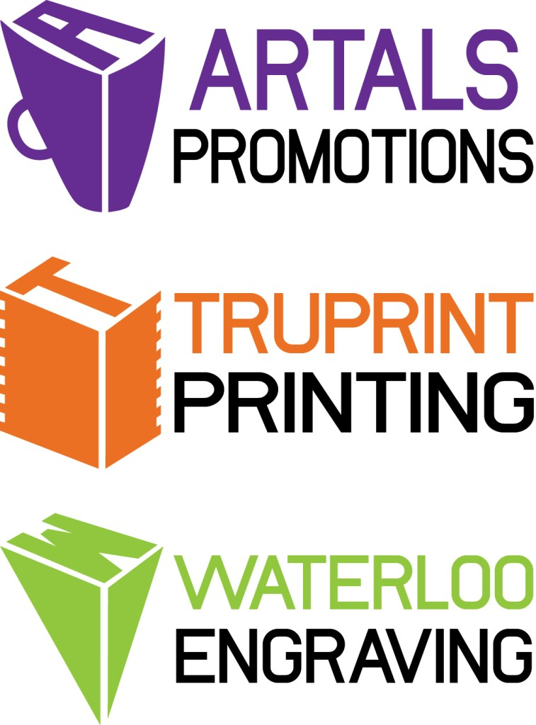 Promotional, Printer & Engraving Logos – Louise Venables