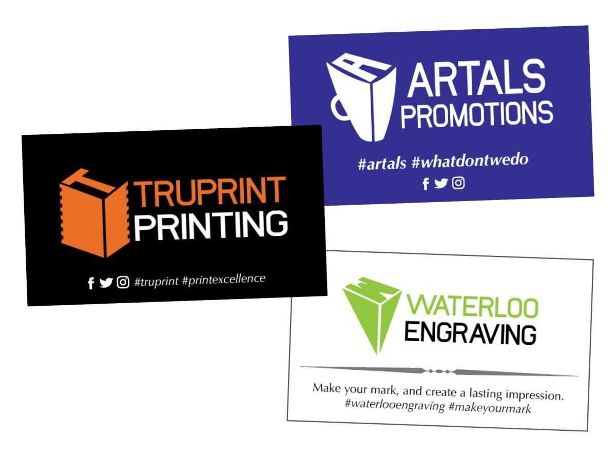 Promotional Business Cards – Louise Venables