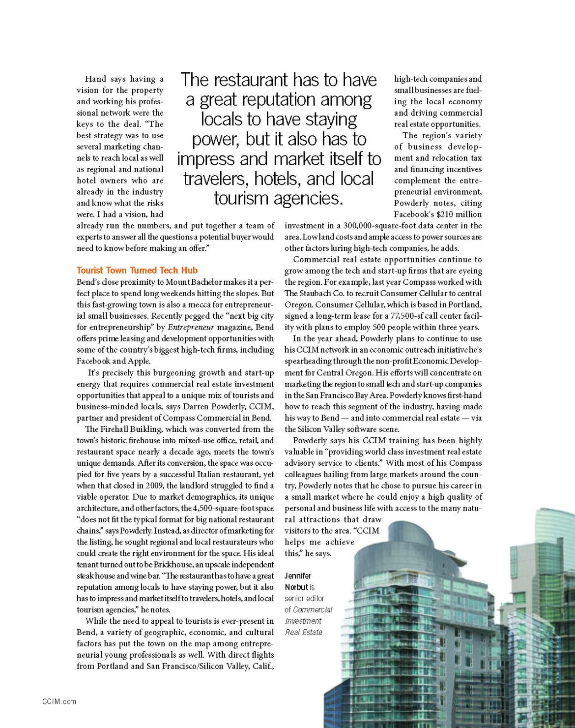 Commercial Real Estate Development In Tourist Markets_Page_4