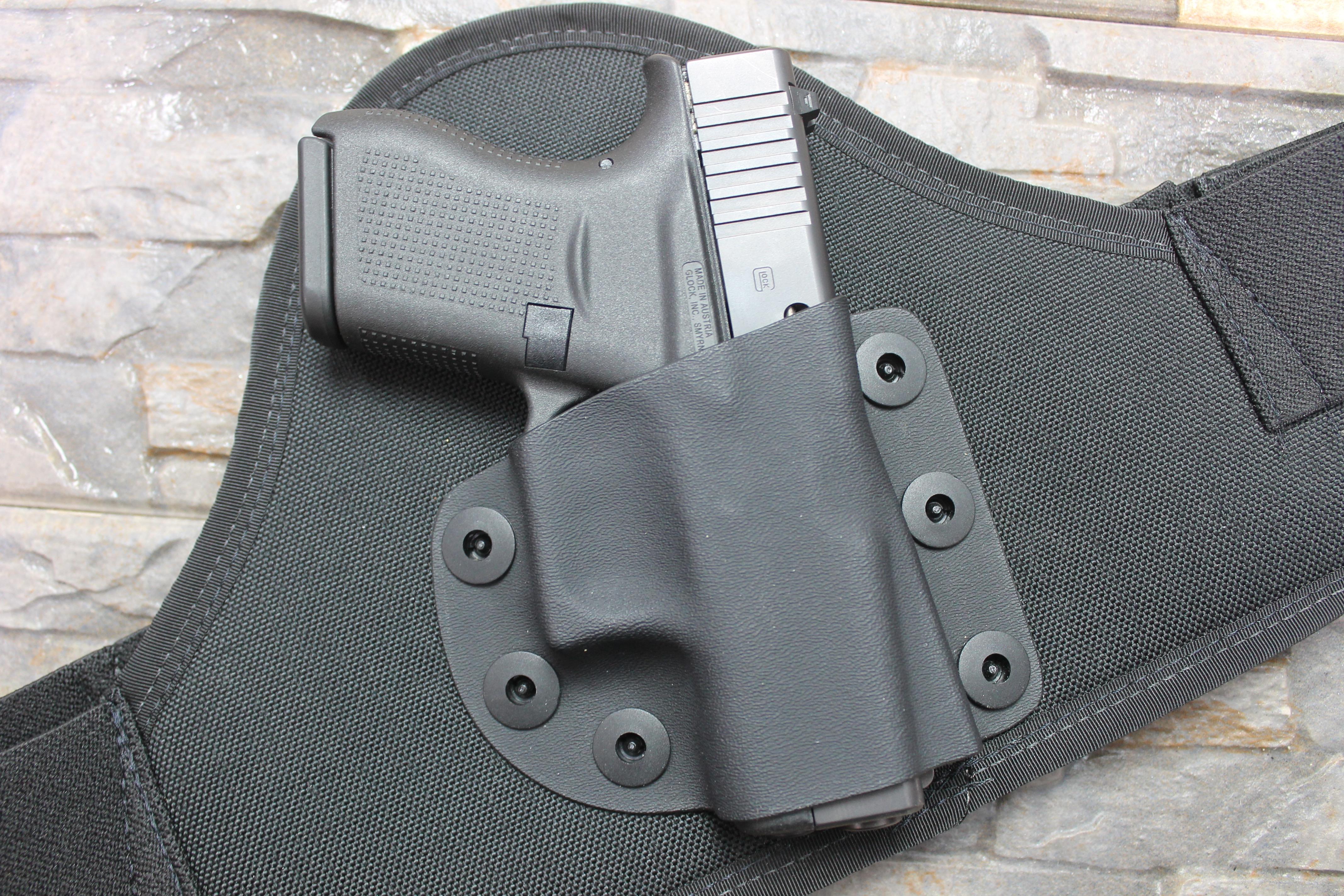 Glock 43 Concealed Carry Handgun Review - TactiPac - Tactical