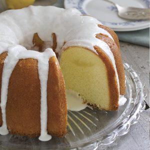 Old Fashioned Lemon Pound Cake Louisiana Cookin