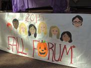 Fall Forum Banner