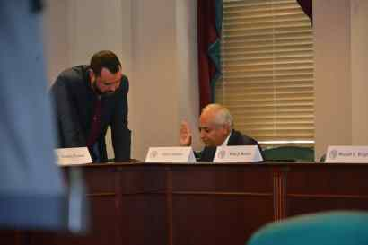 Trustee Nitin Sahney