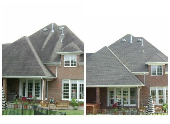 Roof Cleaning Louisville